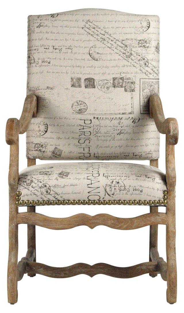 Satie Armchair