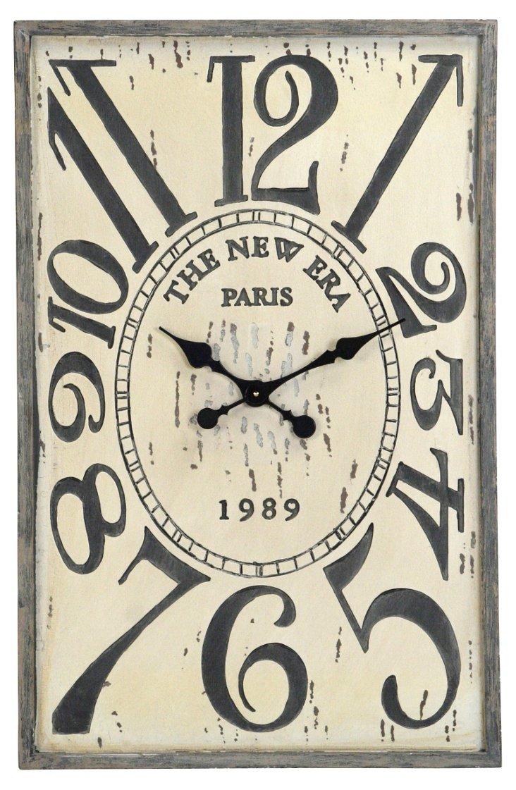 """36"""" Paris Clock"""