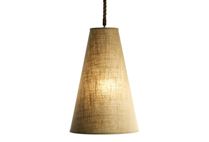 Tapered Cone Light