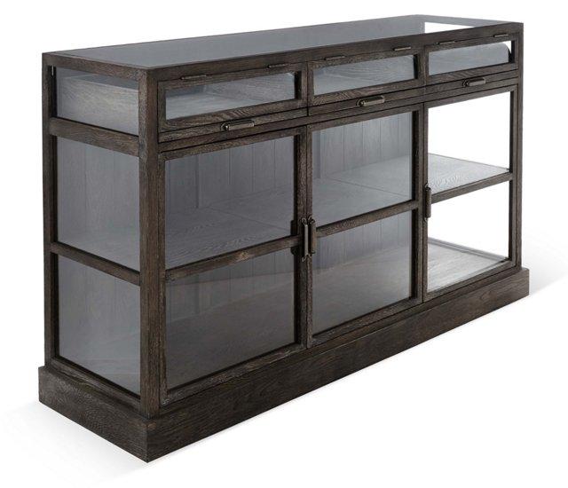 Simone Display Cabinet