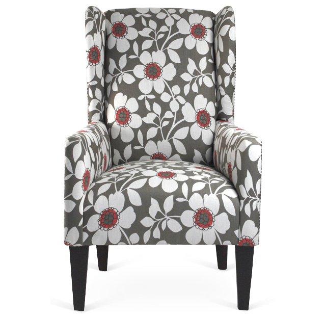 Maxwell Wingback Chair