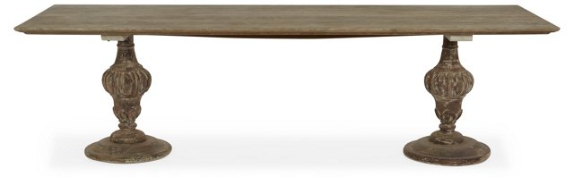 "Lucia 110"" Dining Table"