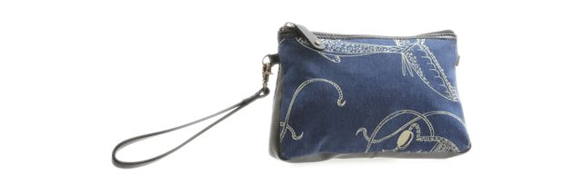 Cosmetic Pouch, Dragon Fish