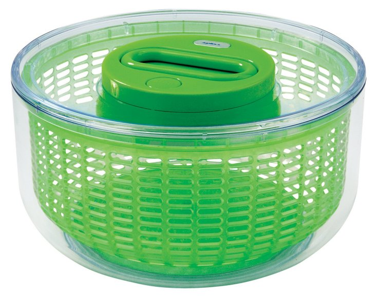 Salad Spinner, Green