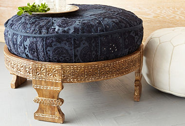 Maghreb-Style Furniture, Rugs & Accents