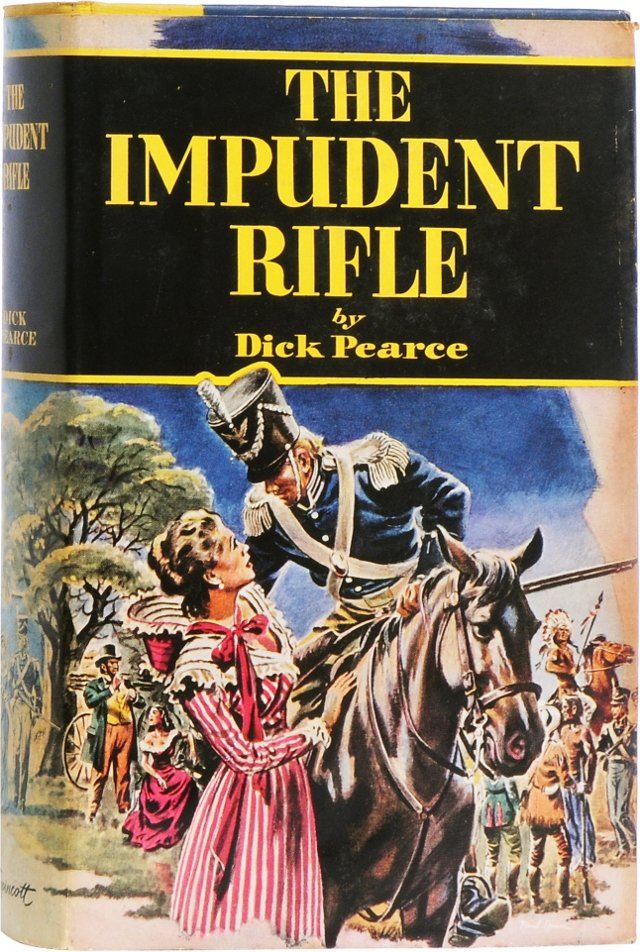 The Impudent Rifle, 1st DJ