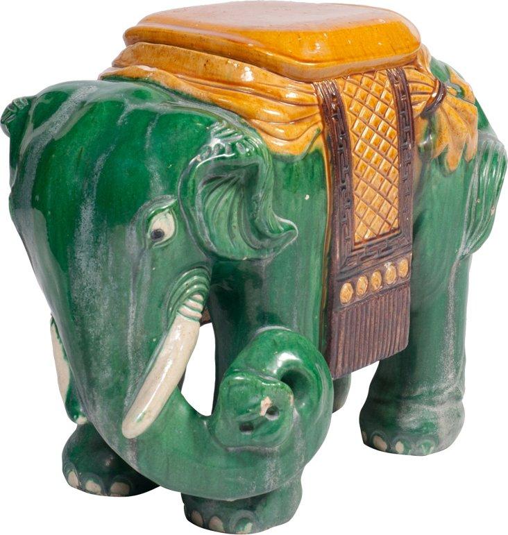 Elephant Table Base