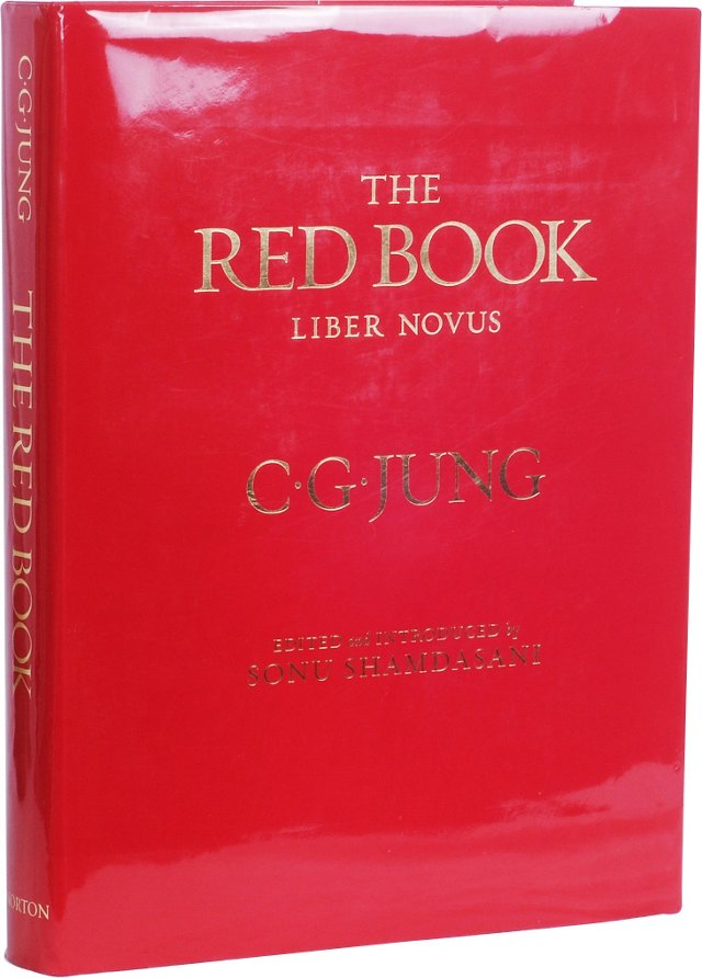 Jung's The Red Book, 1st Ed