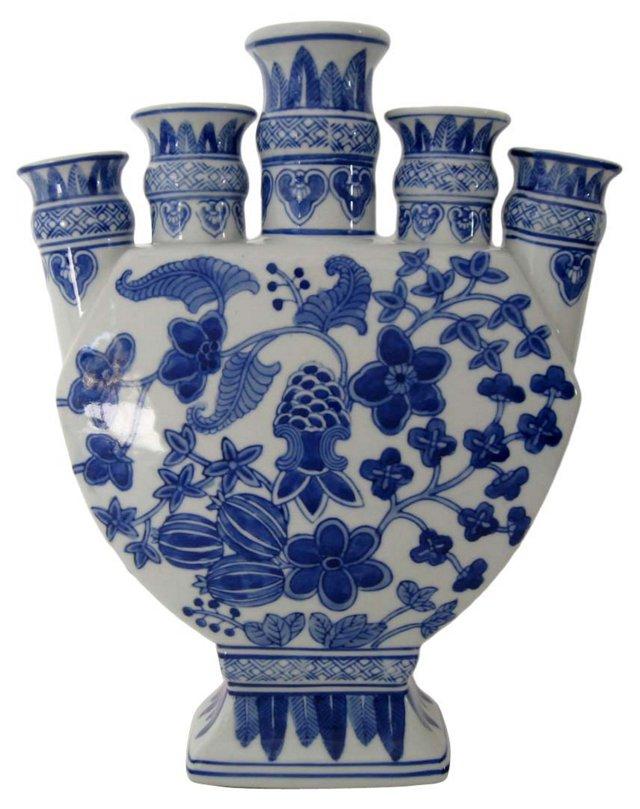 Chinese Porcelain Tulip Vase