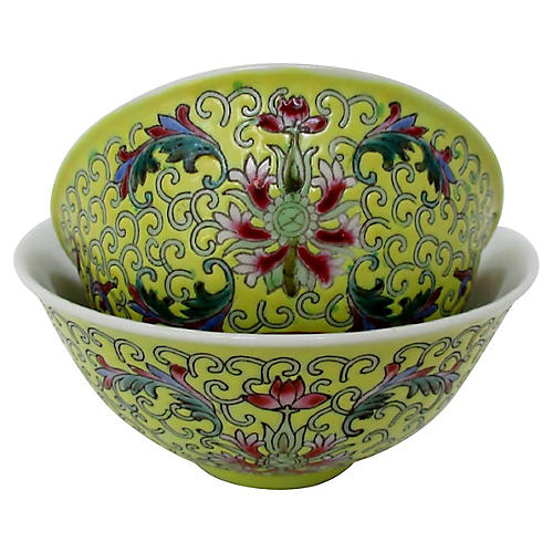 Chinese Porcelain Bowls, 31 Pcs