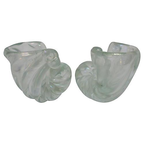 Archimede Seguso Vases, S/2