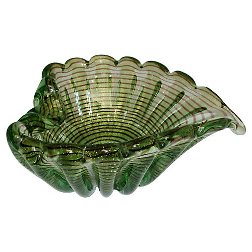 Barovier & Toso Console Bowl