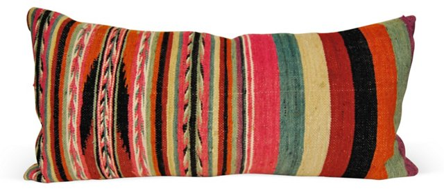 Colorful   Moroccan Pillow
