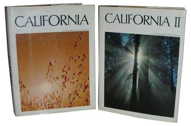 California, 2 Vols