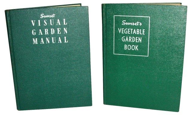 Sunset Garden Books, Pair