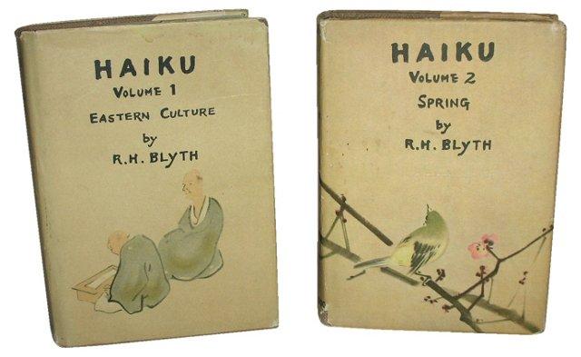 R. H. Blyth Haiku, 2 Vols