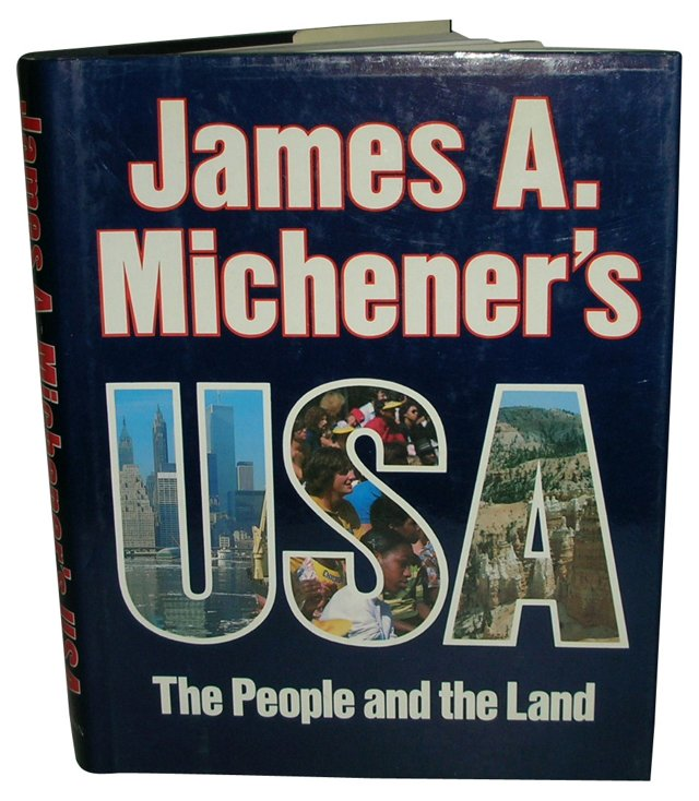 James A. Michener's  USA