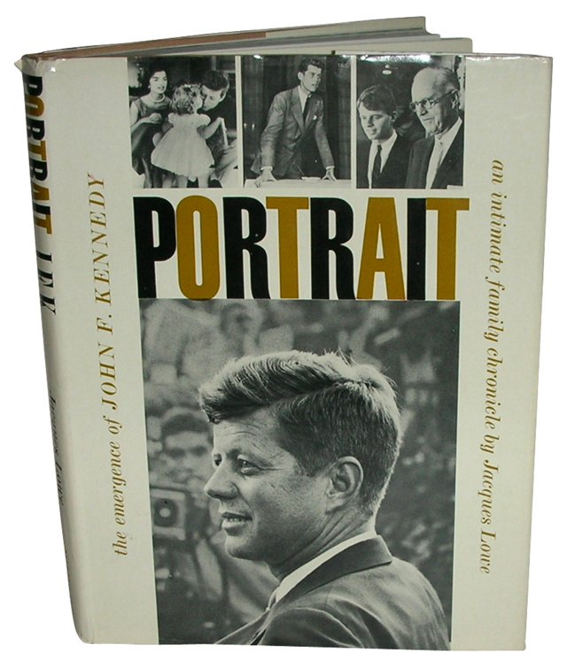 Portrait: Emergence of John F.   Kennedy
