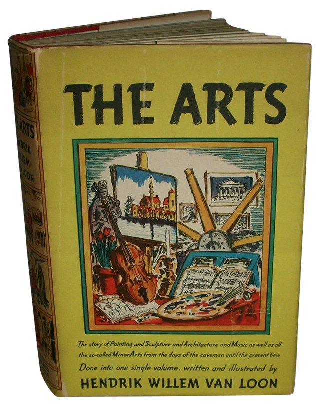 Hendrik Willem Van Loon's The Arts
