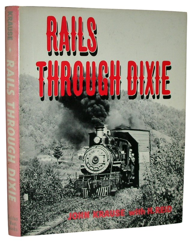 Rails Through Dixie