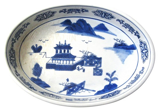 Chinese Serving Dish