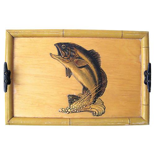 Bass Fishing Tray