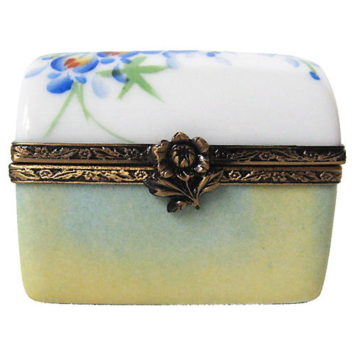 Limoges Ring Box