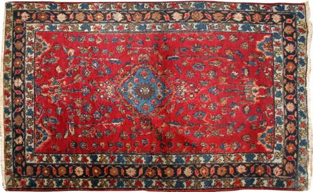 """Lilihan Carpet, 3'6"""" x 5'6"""""""