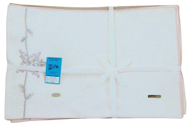 Linen Placemats, Set of 4