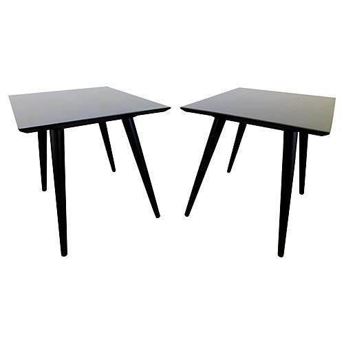 Paul McCobb Side Tables, Pair