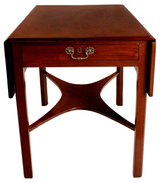 18th-C. English   Pembroke Table