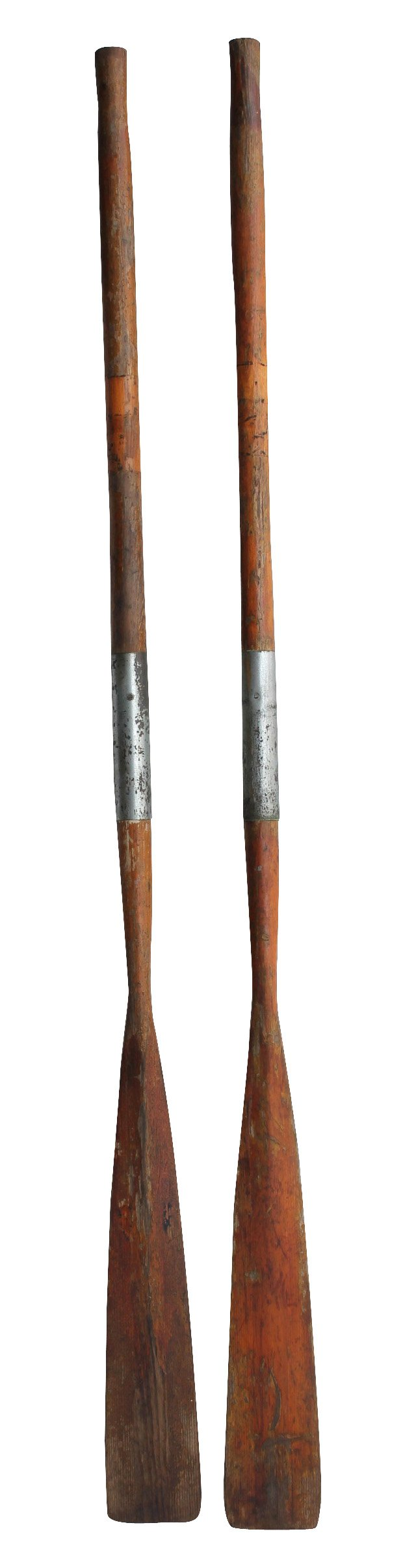 Antique Wooden Oars, Pair
