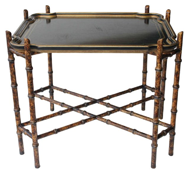 Chinoiserie Table by Baker