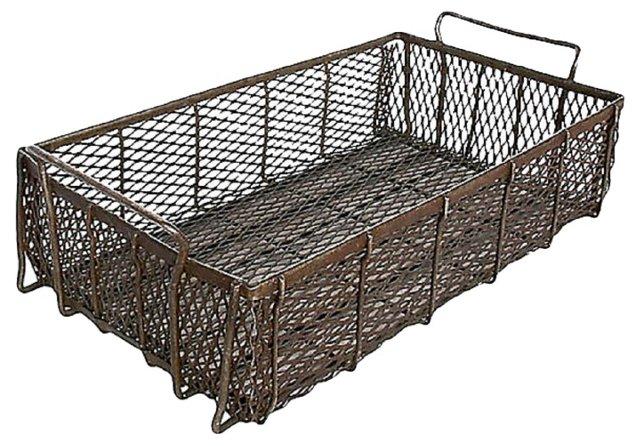 Metal Mesh Basket