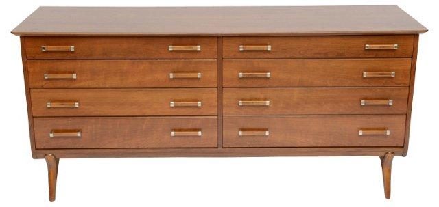 Midcentury Dresser by Renzo Rutili