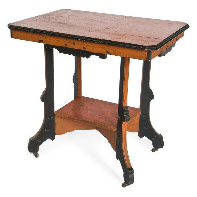 Folk Art   Table
