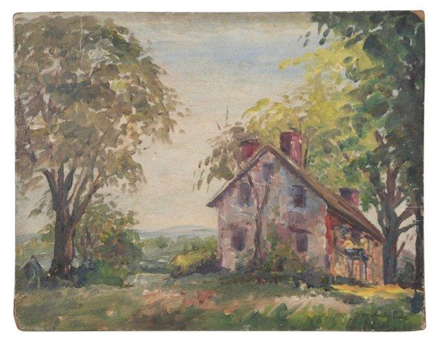 Landscape by H. C. Judge