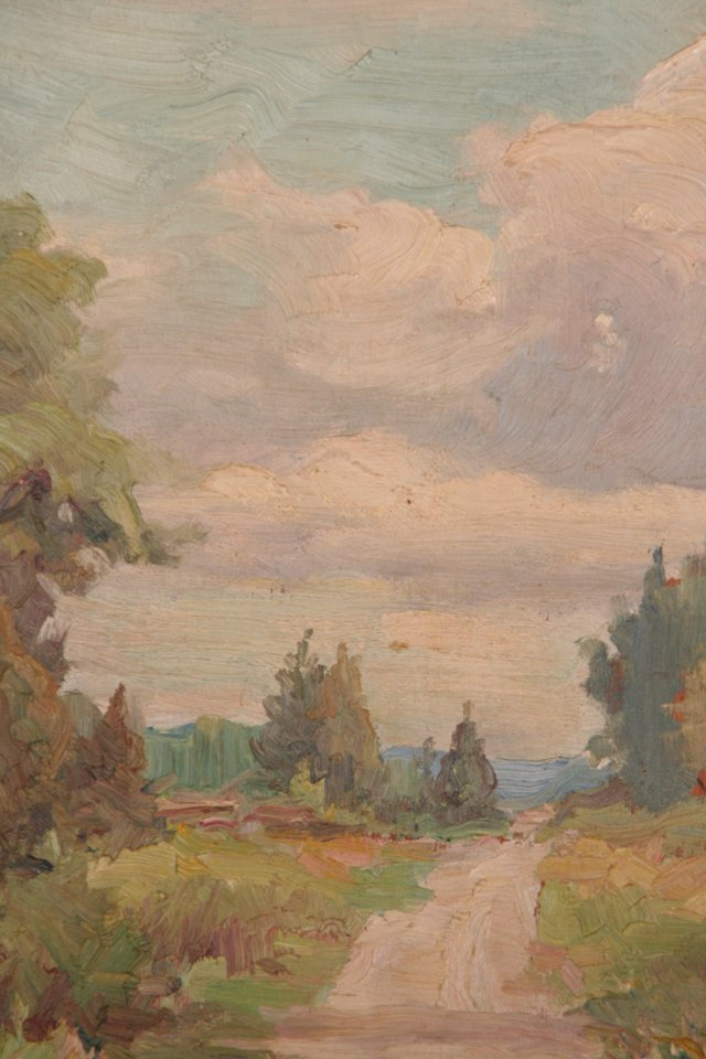 Landscape    by        Clara Harris