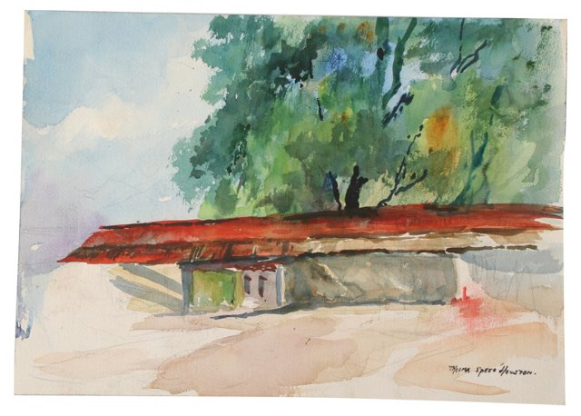 Cottage at Treeline