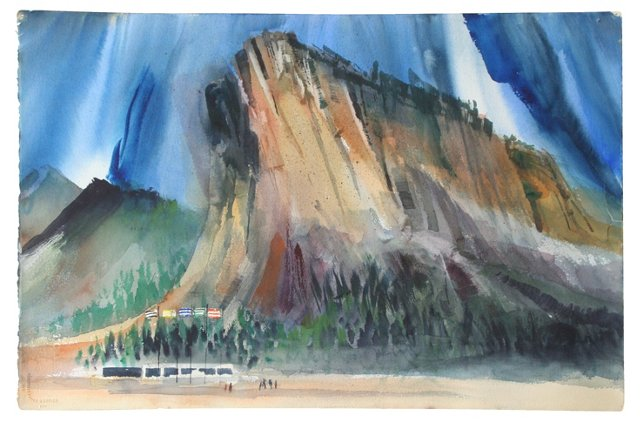 Stone Cliffs