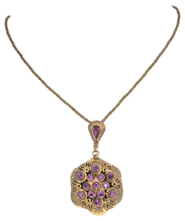 Antique Austro-Hungarian Necklace