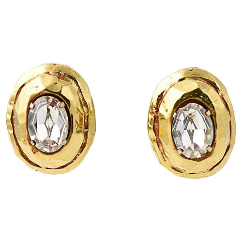 Kalinger Paris Statement Earrings