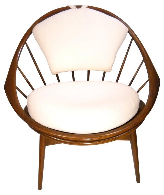 Ib Kofod-Larsen Hoop Chair