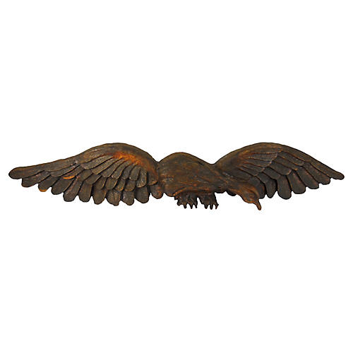 American Eagle Wall Sculpture
