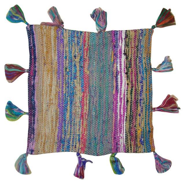 Multicolor     Boucherouite Sham