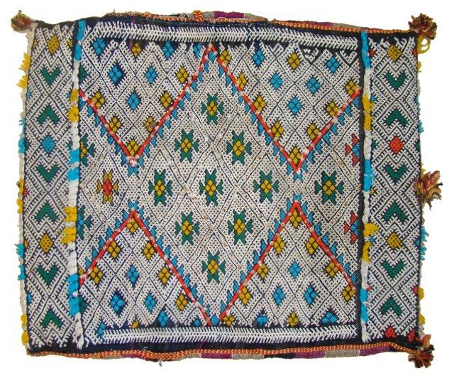 Moroccan Diamond-Pattern Berber Sham