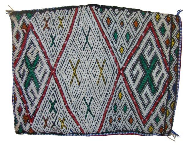 Green Moroccan Berber Sham
