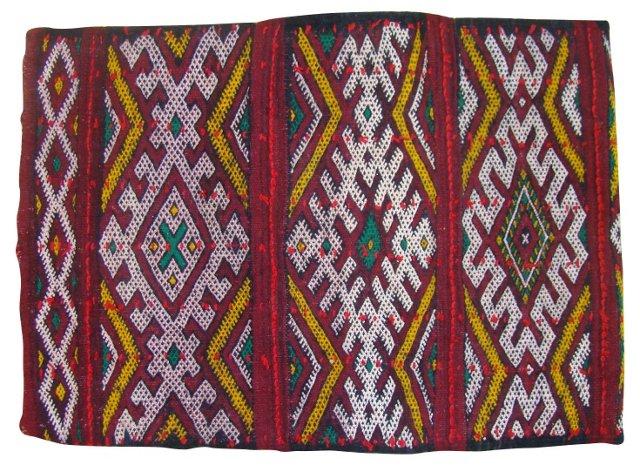 Moroccan Berber-Pattern   Sham