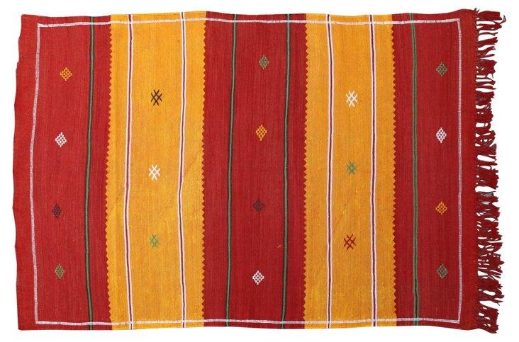 "Cactus Silk Rug, 6'4"" x  3'10"""
