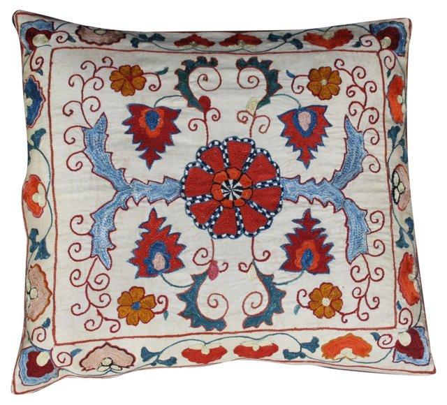 Uzbek Sham w/ Colorful Design